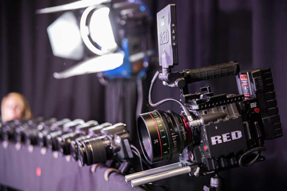 Production quality bullet time rigs